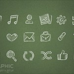 Free_PSD_Hand_Drawn_Icons