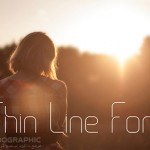 thin-line-font-limoographic.com