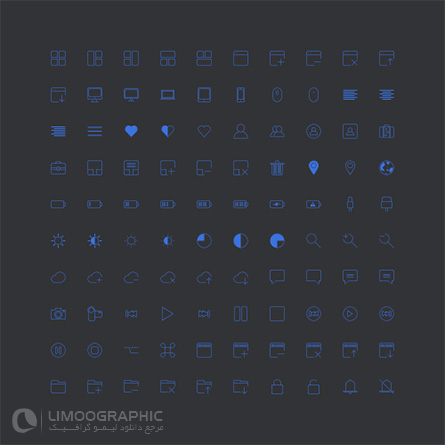 100-Free-Mini-Icons-PSD-Set-limoographic.com