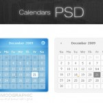 Calendars-PSD-Limoographic.com