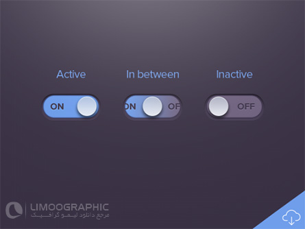 Dark-Active-Inactive-UI-Button-Freebie-PSD-limoographic
