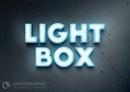 Lightbox-Text-Effect-limoographic.com