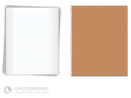 Notepaper-Graphics-PSD-Limoographic.com