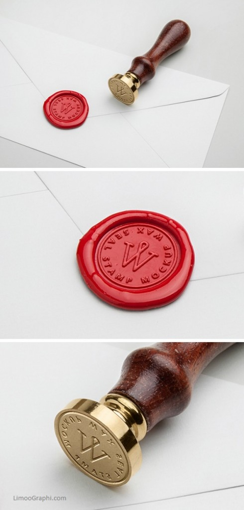 Wax.Seal.Stamp.PSD.MockUp..limoographic.com