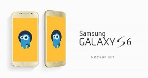 MockUp.Galaxy6.Gold.limoographic.com