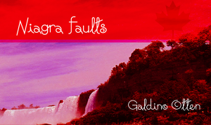فونت Niagra Faults